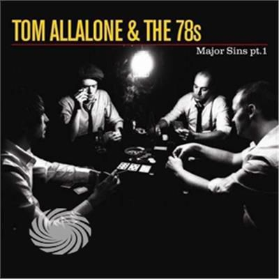 Allalone,Tom & The 78s - Major Sins Part 1 - CD - thumb - MediaWorld.it