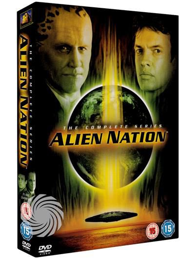 -Alien Nation Complete Series - DVD - thumb - MediaWorld.it