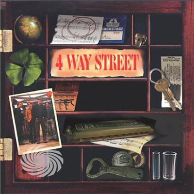 4 Way Street - Pretzel Park - CD - thumb - MediaWorld.it