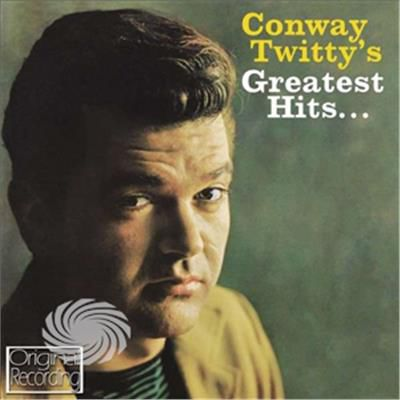 Twitty,Conway - Conway Twitty's Greatest Hits - CD - thumb - MediaWorld.it