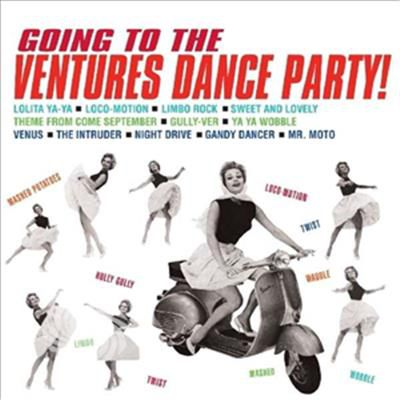 Ventures - Going To The VenturesÆ Dance Party! - CD - thumb - MediaWorld.it