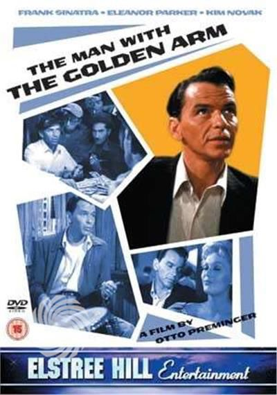 -Man With The Golden Arm - DVD - thumb - MediaWorld.it