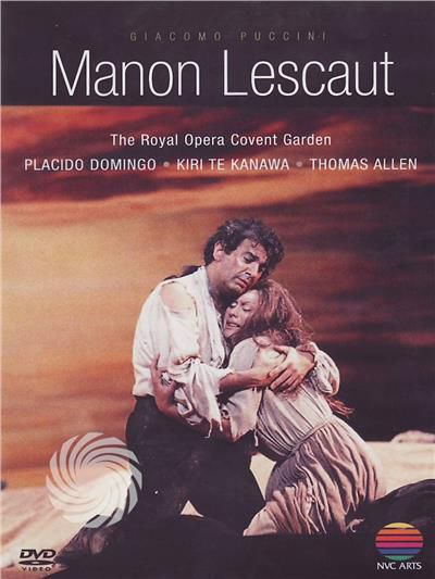 Placido Domingo, Giuseppe Sinopoli, Royal Opera House Orchestra, Kiri Te Kanawa, Thomas Allen - Giacomo Puccini  - Manon... - thumb - MediaWorld.it