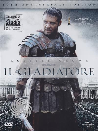 Il gladiatore - DVD - thumb - MediaWorld.it