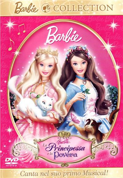 Barbie - La principessa e la povera - DVD - thumb - MediaWorld.it