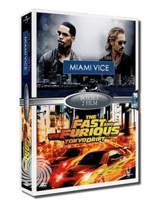 MIAMI VICE + THE FAST AND THE FURIOUS - TOKYO DR. - DVD - thumb - MediaWorld.it