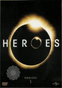 Heroes - DVD - Stagione 1 - thumb - MediaWorld.it