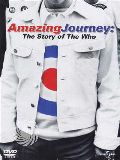 Amazing journey - The story of the Who - DVD - thumb - MediaWorld.it