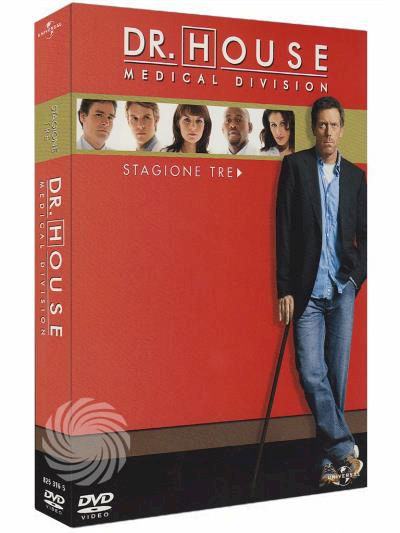 Dr. House - DVD - Stagione 3 - thumb - MediaWorld.it