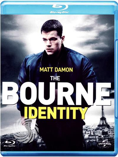 The Bourne identity - Blu-Ray - thumb - MediaWorld.it