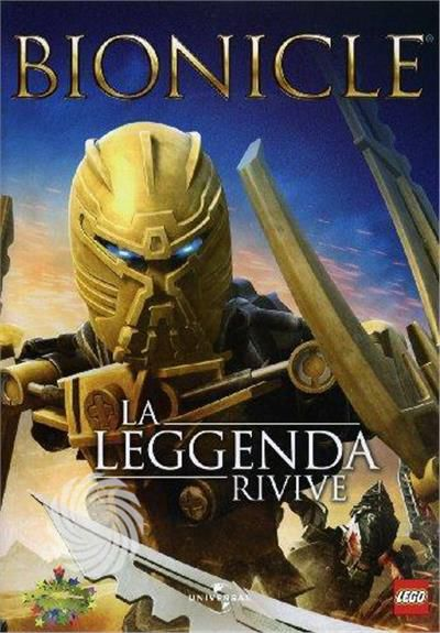 Bionicle - La leggenda rivive - DVD - thumb - MediaWorld.it