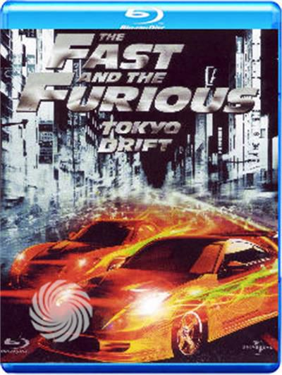 The fast and the furious - Tokyo drift - Blu-Ray - thumb - MediaWorld.it