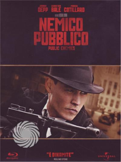 Nemico pubblico - Public enemies - Blu-Ray - thumb - MediaWorld.it