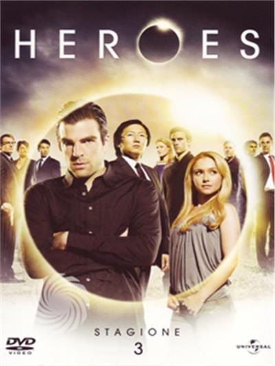 Heroes - DVD - Stagione 3 - thumb - MediaWorld.it