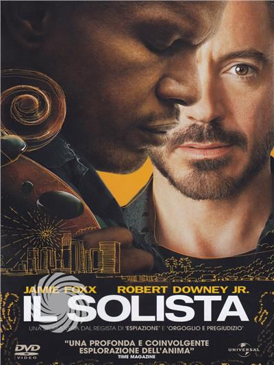 Il solista - DVD - thumb - MediaWorld.it
