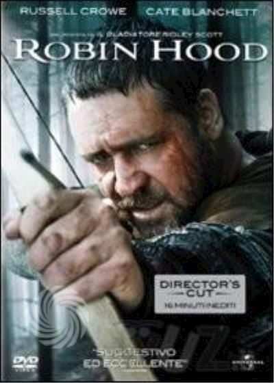 Robin Hood - DVD - thumb - MediaWorld.it
