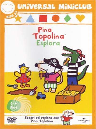 Pina Topolina - Esplora - DVD - thumb - MediaWorld.it