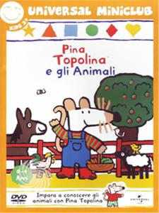 Pina Topolina - Gli animali - DVD - thumb - MediaWorld.it