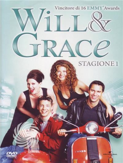 Will & Grace - DVD - Stagione 1 - thumb - MediaWorld.it