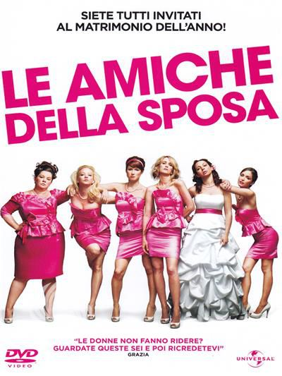 Le amiche della sposa - DVD - thumb - MediaWorld.it