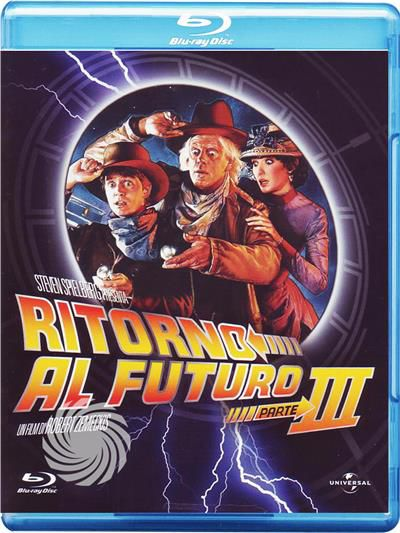 Ritorno al futuro 3 - Blu-Ray - thumb - MediaWorld.it