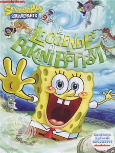 Spongebob - Le leggende di Bikini Bottom - DVD - thumb - MediaWorld.it