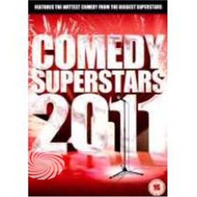 Comedy Superstars 2011-Comedy Super - DVD - thumb - MediaWorld.it