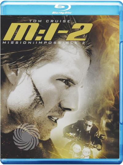 Mission: impossible 2 - Blu-Ray - thumb - MediaWorld.it