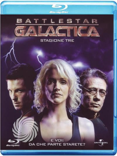 Battlestar Galactica - Blu-Ray - Stagione 3 - thumb - MediaWorld.it