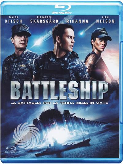 Battleship - Blu-Ray - thumb - MediaWorld.it