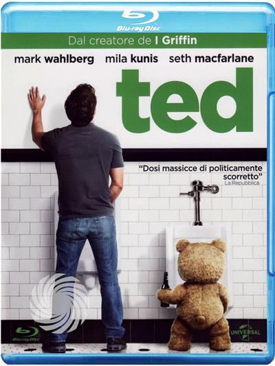 Ted - Blu-Ray - thumb - MediaWorld.it