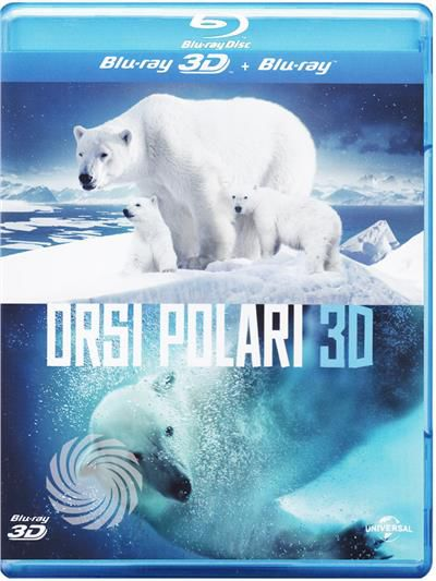 Orsi polari - Blu-Ray  3D - thumb - MediaWorld.it