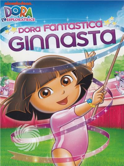 Dora l'esploratrice - Dora fantastica ginnasta - DVD - thumb - MediaWorld.it