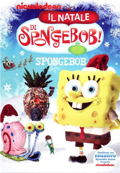 SpongeBob - Il Natale di SpongeBob! - DVD - thumb - MediaWorld.it