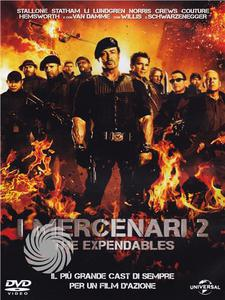 I mercenari 2 - The expendables - DVD - thumb - MediaWorld.it