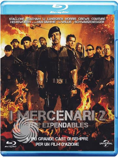 I mercenari 2 - The expendables - Blu-Ray - thumb - MediaWorld.it