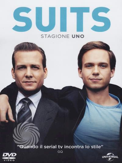 Suits - DVD - Stagione 1 - thumb - MediaWorld.it