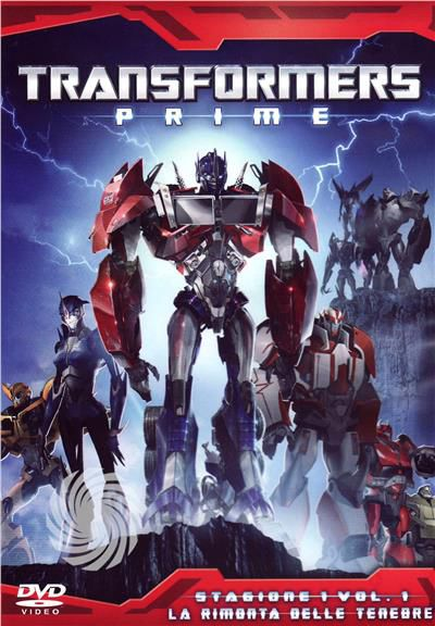 Transformers Prime - DVD - Stagione 1 - thumb - MediaWorld.it