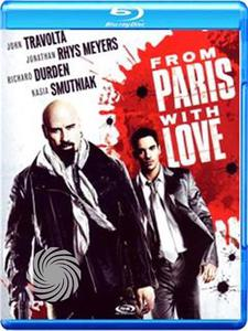 From Paris with love - Blu-Ray - thumb - MediaWorld.it