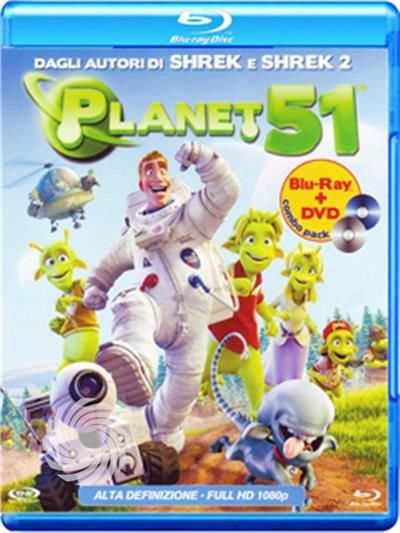 Planet 51 - Blu-Ray - thumb - MediaWorld.it