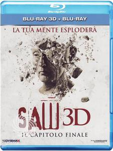 Saw 3D - Il capitolo finale - Blu-Ray  3D - thumb - MediaWorld.it
