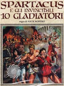 Spartacus e gli invincibili 10 gladiatori - DVD - thumb - MediaWorld.it