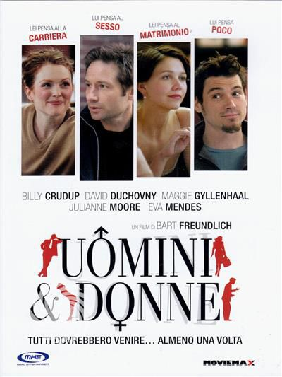 Uomini & donne - DVD - thumb - MediaWorld.it