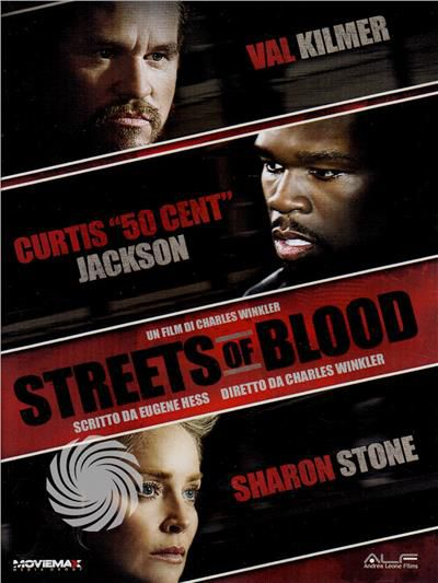 Streets of blood - DVD - thumb - MediaWorld.it