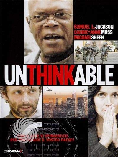 Unthinkable - DVD - thumb - MediaWorld.it