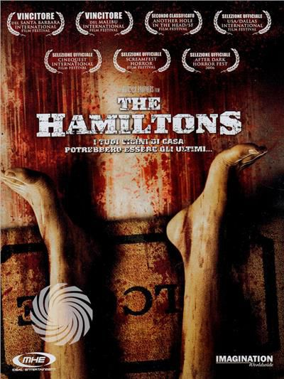 THE HAMILTONS - DVD - thumb - MediaWorld.it