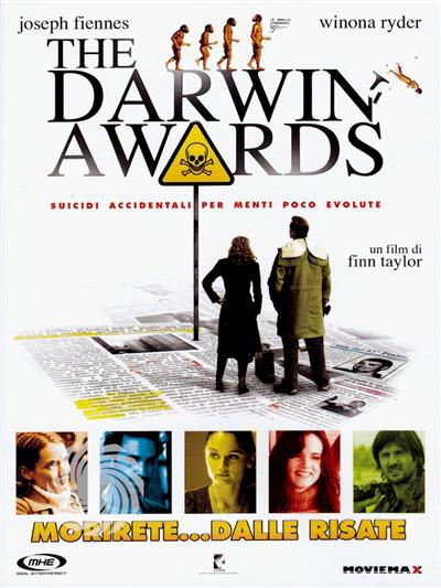 The Darwin awards - DVD - thumb - MediaWorld.it