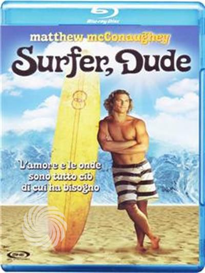 Surfer, dude - Blu-Ray - thumb - MediaWorld.it
