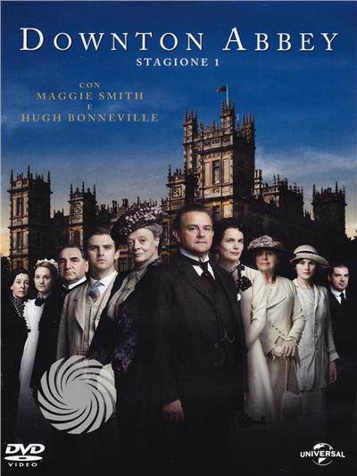 Downton Abbey - DVD - Stagione 1 - thumb - MediaWorld.it