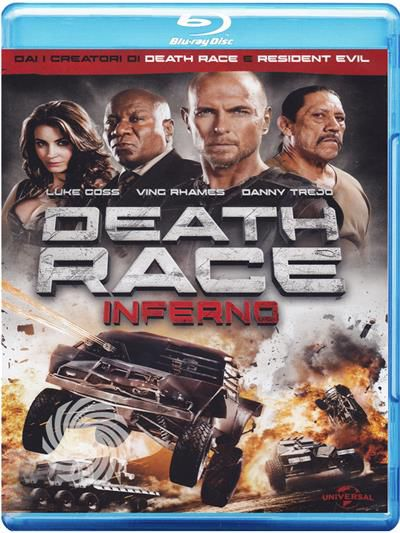 Death race: Inferno - Blu-Ray - thumb - MediaWorld.it